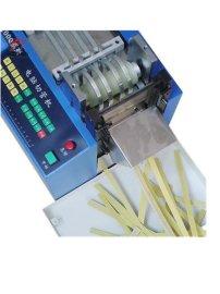 自动**高速裁切 套管切管机 工厂现货软管切管机 橡胶管切管机