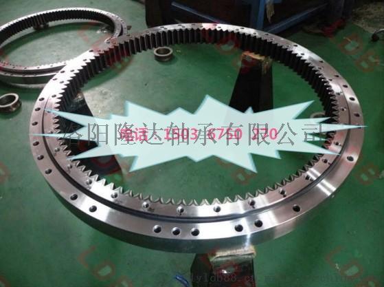 洛陽廠家供應優質LDB品牌型號DTH1450雙排異型球轉盤軸承