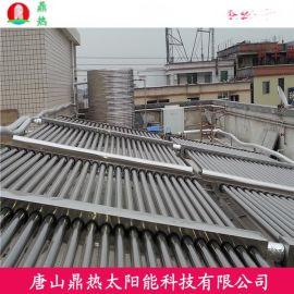厂家供应热水取暖用太阳能工程联箱厂家可定制