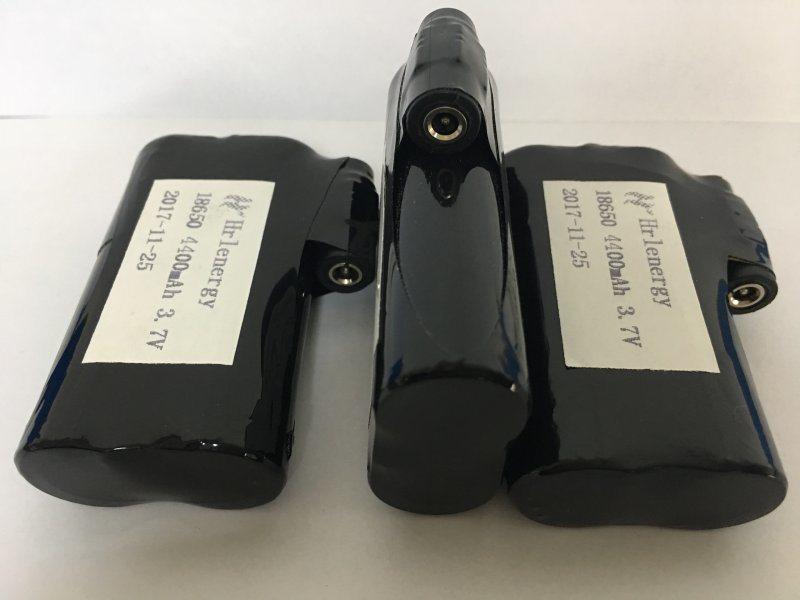 18650并联锂电池组 保暖服锂电池