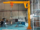 3吨车间仓库物料吊卸悬臂吊 电动旋转单臂吊
