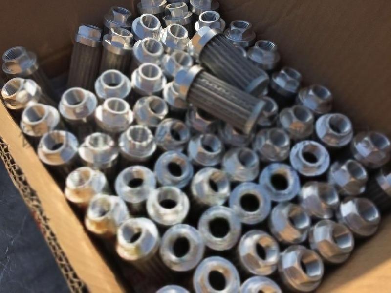 304滤筒 耐酸碱不锈钢滤网 过滤网筒 双层滤芯