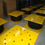 LNR700天然橡胶隔震支座与高阻尼橡胶支座的区别