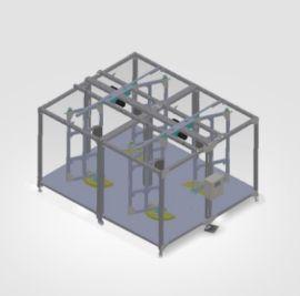 Delta德尔塔闭门器寿命耐久性试验机