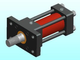 耐高温油缸(MOB/HOB)