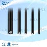 纤芯3.0mm外径4.5mm实芯黑皮塑料光纤MMA导光材料地埋光纤星空灯
