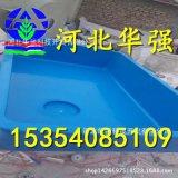 廠家定玻璃鋼養魚水槽手糊加厚水槽方形玻璃鋼大水槽成魚養殖水槽