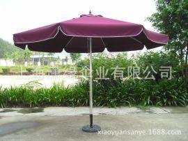 木架金属架庭院遮阳伞、大型遮阳伞生产厂 、户外景观太阳伞定做
