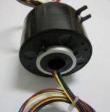 过孔导电滑环