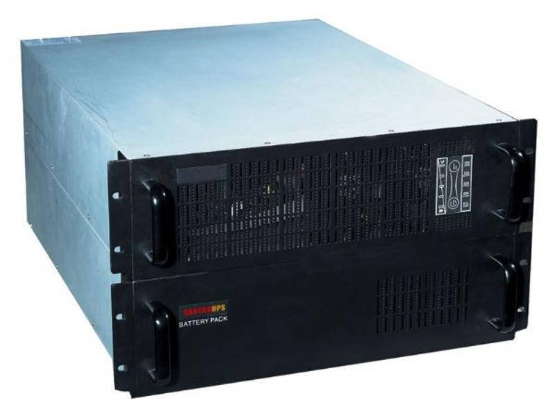 山特C1KRS 1KVA/800W 机架式UPS电源 2U 需外接电池组(36VDC)
