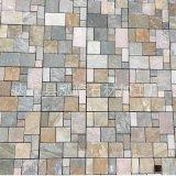 熱銷推薦天然文化石黃木紋冰裂紋文化磚