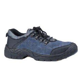 反绒皮运动款工作鞋 18001