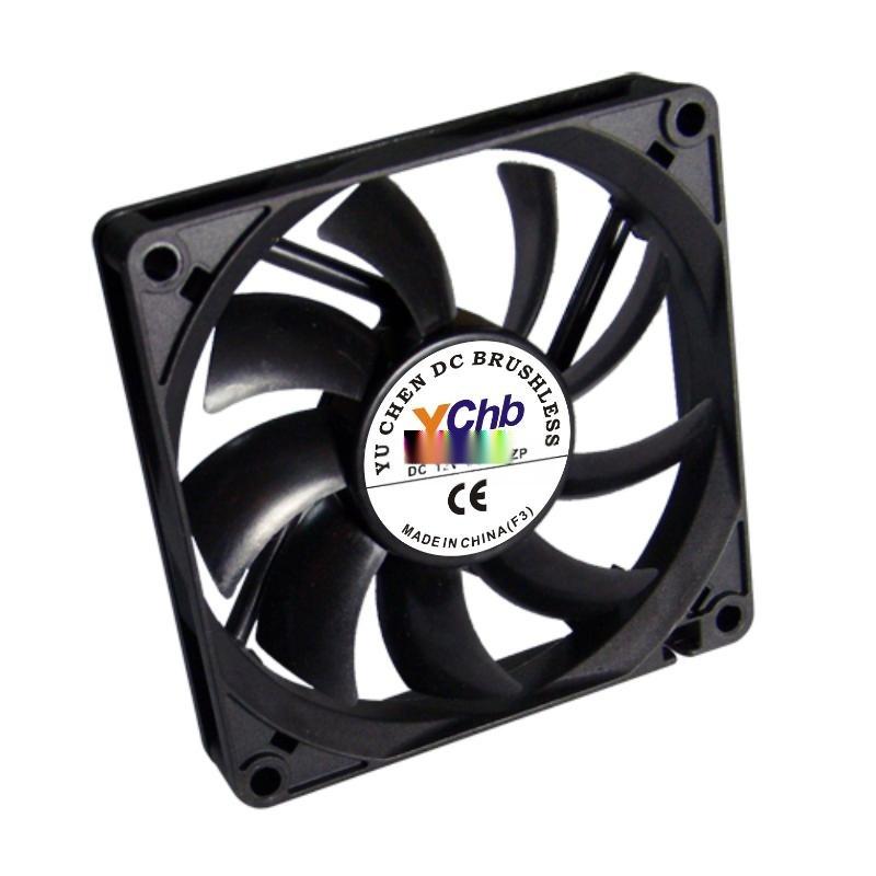 禹臣慧博3D打印机配件8015,24V无刷风扇