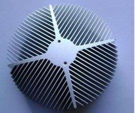 电子电器散热器(6063)