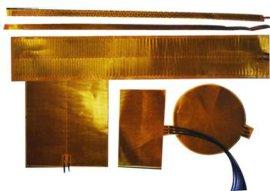 kapton绝缘挠性电加热板