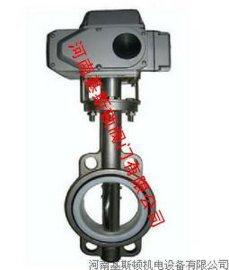 河南D971F精小型电动蝶阀厂家价格