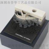 便籤紙創意網紅3D立體長城模型便籤抖音網紅款