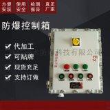 防爆变频器控制配电箱 防爆钢板柜防爆非标配电箱定制