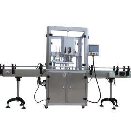 原厂定制全自动塑料、马铁口易拉罐封罐机 高速封盖机