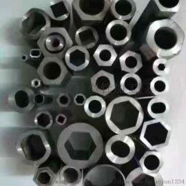 天津异型管加工58*58凹槽管