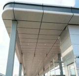 航站樓牆身鋁板 鞍山鋁單板幕牆 鋁單板形象牆
