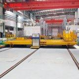 输送设备130吨车间过跨车 蓄电池电动平车