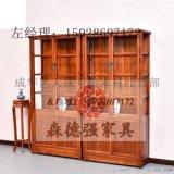 绵阳中式展柜家具定制 成都森德强那木药柜家具定做厂家