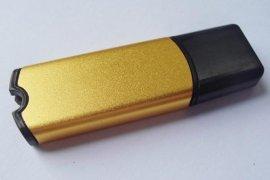铝壳U盘,黄金版金属U盘