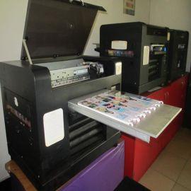 深圳粤旺旺供应玻璃画印刷机7色平板全彩一次成像设备(YWW-A3)