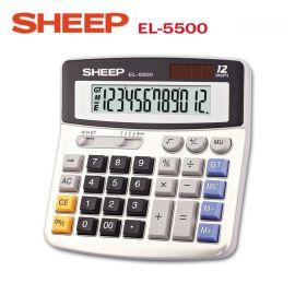 SHEEP喜普计算器EL-5500 电子计算器