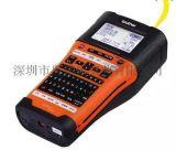 兄弟标签机PT-E550W无线WIFI便携式电力线缆标签打印机PT-7600