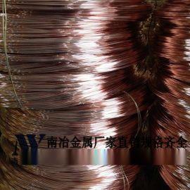 南冶供应T1T2紫铜线