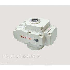全国**江苏良工智能一体化调节型阀门电动装置ZYP-60型