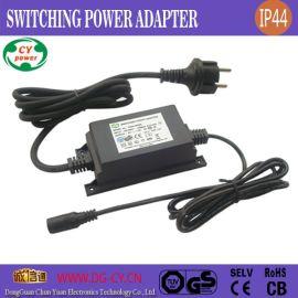 供应GS欧规12V1A12W草坪激光灯防水电源 IP68开关电源