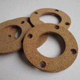 橡胶软木板 软木橡胶垫 可背胶加工定制
