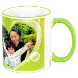 深圳个性杯子 马克杯 变色杯 情侣杯DIY制作设计转印