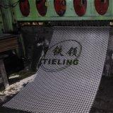 河北億利達廠家生產大梗大孔裝飾鋁板網    吊頂網   梗寬7mm裝飾網