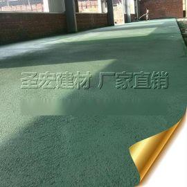 绿色金刚砂耐磨地坪料 厂家直供销往全国 强化地面 水泥基硬化剂