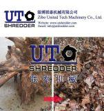 木材粉碎机树枝粉碎机树根破碎机单轴撕碎机废旧家具粉碎机