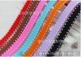 廠家直銷DIY跳線羅紋緞帶蛋糕烘培包裝禮品螺紋絲帶1-2.5cm寬多色可選