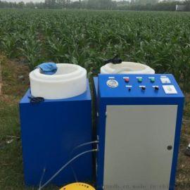 水溶肥  施肥机 大型农业基地  水肥一体化施肥机