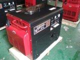 220V5KVA柴油发电机
