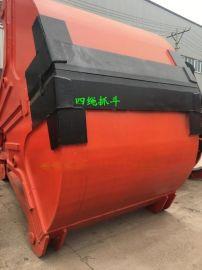 工厂直销  Z25 轻型 2.5立方四绳抓斗