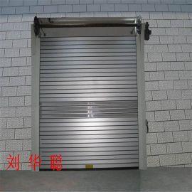 宝安工业硬质卷帘门哪家强不锈钢快速卷闸门报价快速门生产厂家