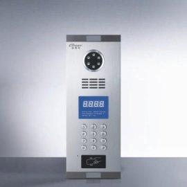 佛山宝德安楼宇对讲厂家供应BDA-28P款对讲可视刷卡主机