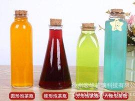 冷泡茶杯玻璃泡茶瓶厂家
