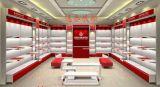 时尚潮流品牌高档鞋店展示柜
