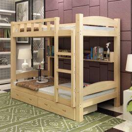 成都实木学生高低床各类公寓家具厂家定做