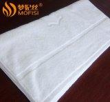 16支紗中間緞檔提花螺旋浴巾 星級酒店賓館定製全棉毛巾 夢妃絲