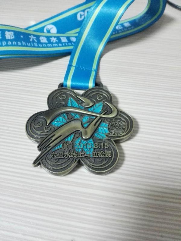 金属奖牌订做 运动会奖牌设计制作 全国马拉松比赛奖牌生产厂家